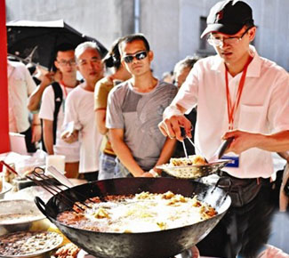 """""""东亚文化之都""""泉港文化活动周昨在西街启动"""